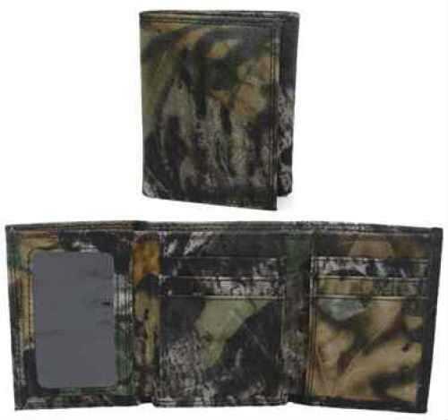 Enmon Accessories Enmon Trifold Wallet Nylon Break-Up Camo 60579