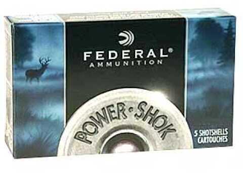 Federal Cartridge Rifled Slugs Ammunition 410ga 2.5In Max 1/4oz HP 5bx Size 410ga - 2.5in 412RS