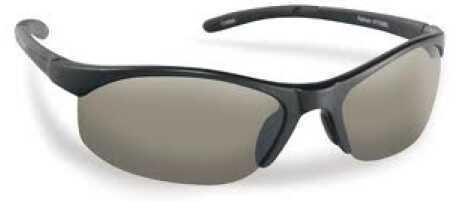 Flying Fisherman Sunglasses Polaroid-Fathom Matte Black/Smoke Md#: 7793BS