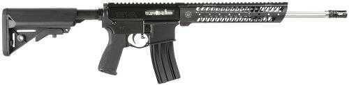 "Used 2 Vets Arms 300 AAC Blackout 16"" Barrel 30 Round Magpul CTR Stock MOE Grip Free Floating Quad Rail Semi Automatic Rifle 2VA300BLK (REFURB)"