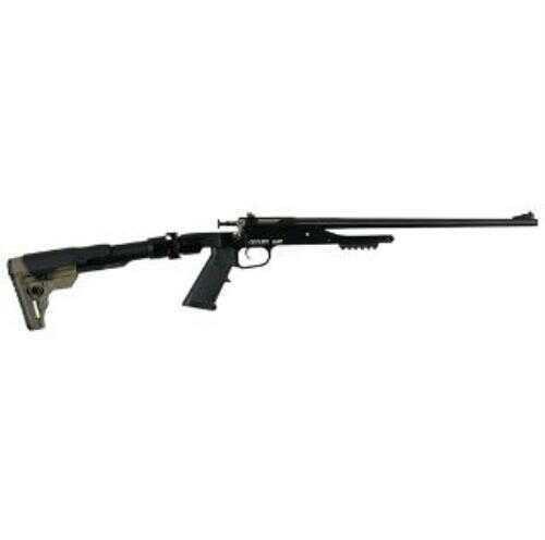 Crickett Ksa 76061 Alloy Rifle With Rail 22 Long Rifle Black
