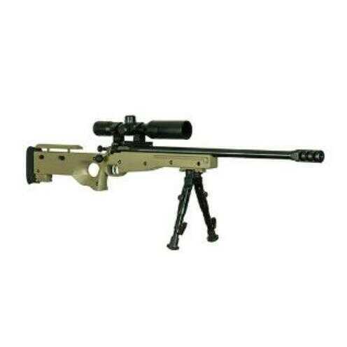 "Ksa Crickett Precision Rifle Package Cpr 22 Mag 16 1/8"" Threaded Blued Bull Barrel"