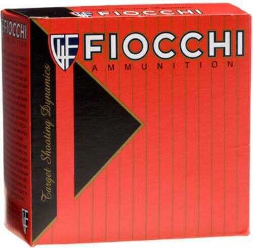 "Fiocchi Shooting Dynamics Target 12Ga 2 3/4"" 3Dr 1 1/8 Oz #8 25 Rds Ammunition 12SD18H8"