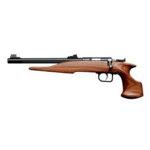 "Chipmunk, Hunter Pistol, Single Shot, 22 WMR, 10.5"" Barrel, American Walnut Stock"