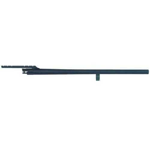 """Mossberg 835 Barrel Integral Scope Base, 12 Gauge , 24"""", Fully-Rifled Bore, Matte Blue 92830"""