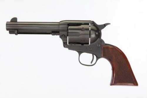 "Taylor/Uberti 1873 Revolver 45 Colt RUNNIN' Iron Short-Stroke Low-Flat Hammer Spur Checkered Grip Black Rock- TUNED Black Rock Nitride 3.5"" Barrel Taylor Polished"