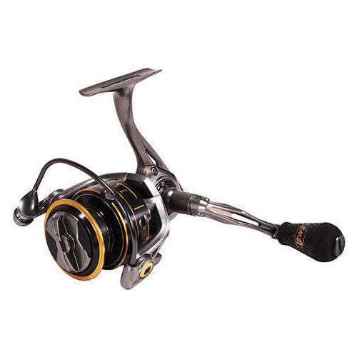 Lews Fishing Custom Pro Speed Spin Spinning Reels 6.2:1 Gear Ratio, 12 Bearings, 22 lb Max Drag, Ambidextrous