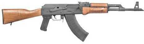 "Century Arms Ak47 Rifle VSKA 7.62X39 16.5"" Barrel Black Phosphate Receiver Black Polymer Stock with 30 Round Magazine"
