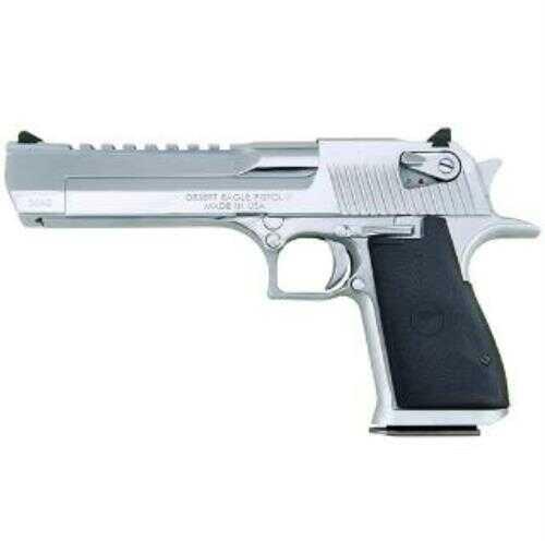 """Magnum Reseach Desert Eagle 44 Mag Pistol 6"""" Barrel 8 Round Polished Chrome *blemished*"""