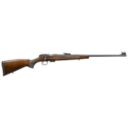 "CZ 457 Lux Bolt Action Rifle 22 Long Rifle 24.8"" Barrel 5 Round Turkish Walnut Finish"