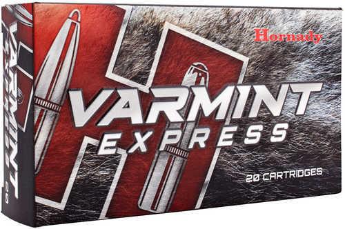 Hornady 22-250 Remington Ammunition 40 Grains V-Max (Per 20) 8335
