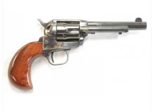 "Taylor Stallion Compact 1873 Revolver 38 Special Birdshead Grip 4.75"" Barrel"