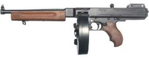 """Auto-ordnance Thompson 1927a1 Pistol Ltwt Dlx 45 Acp 10.5"""" Barrel 100 Round Blem"""