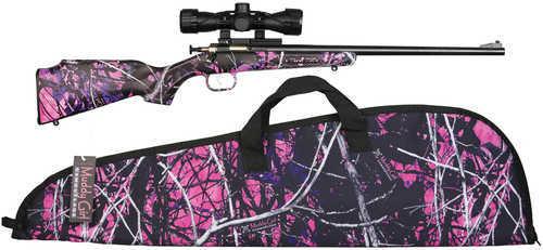 Crickett Rifle 22 LR Muddy Girl Stock Package - Bolt Action Rifles
