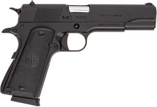 "EAA Girsan 1911 Pistol 45 ACP 5"" Barrel 8 Round Capacity Black Frame Novak 3-Dot Sights"