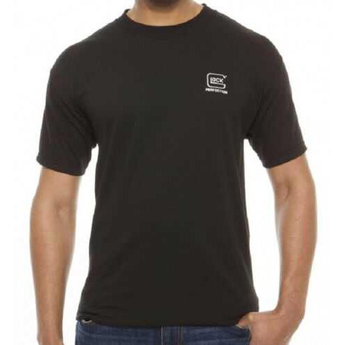 Glock Short Sleeve X-Large Black T-Shirt Md: AA11002