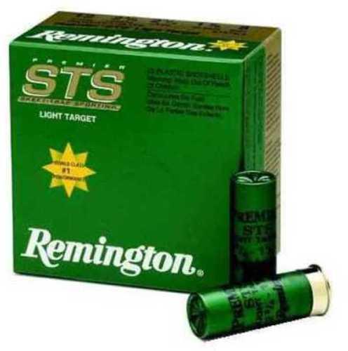 Remington 28057 28 Gauge #8 2 3/4 2 3/4Oz Target STS Ammunition STS28SC8
