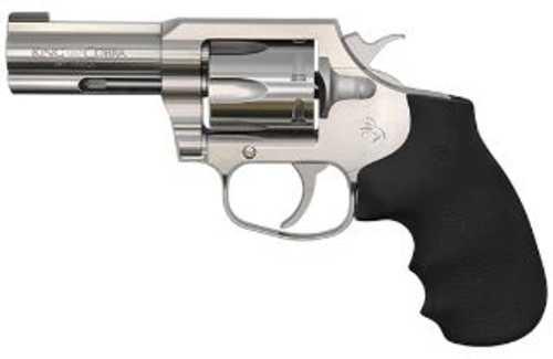 """Colt King Cobra Revolver 357 Mag 3"""" Barrel 6 Shot Brushed Stainless Finish"""