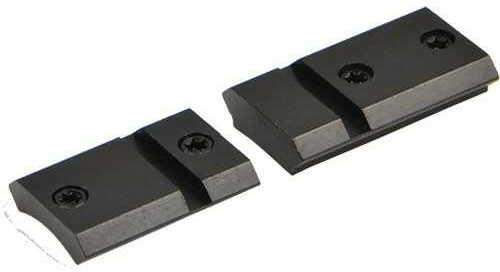 Warne Scope Mounts Maxima 2 Piece Base Fits Remington 700 / Weatherby Vangaurd / Howa 1500 Matte Finish M902/876M