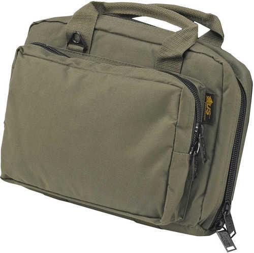 "US Peacekeeper Range Bag Mini 12.75"" x 8.75"" x 3"" Olive Drab P21106"