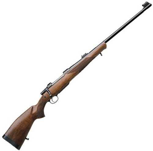 "CZ 550 416 Rigby Magnum European Safari Bolt Action Rifle 25"" Barrel Express Sights 4 Rounds Select Turkish Walnut Stock European Safari Rifle 04201"
