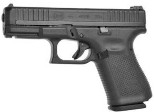 "Glock 44 Semi Auto Pistol 22 LR 4"" Barrel 10 Rounds Interchangeable Backstrap Grip"