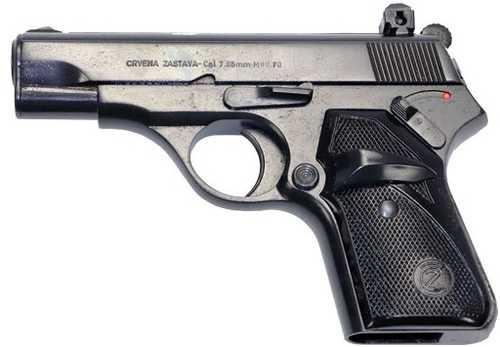 Zastava M70 Semi Auto Pistol 32 Acp 8 Round Blued Refurbished