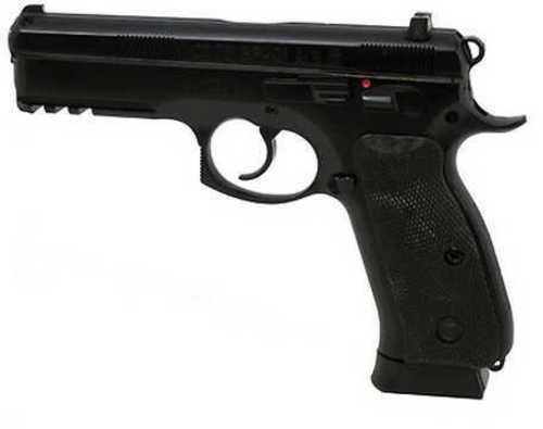 Pistol CZ USA CZ75 SP-01 9mm Luger Black 18 Round Magazine 91152