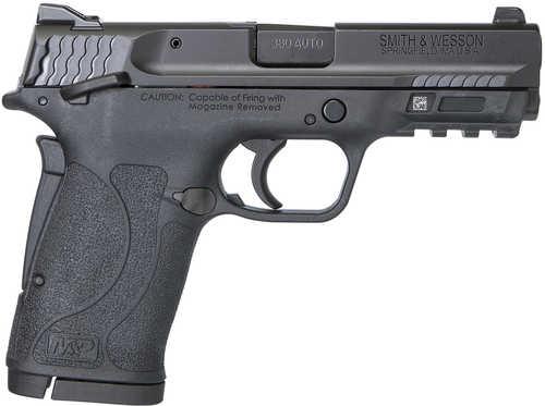 Smith & Wesson M&P Shield EZ 380 ACP Thumb Safety 2 Magazines 8 + 1 Round 180023