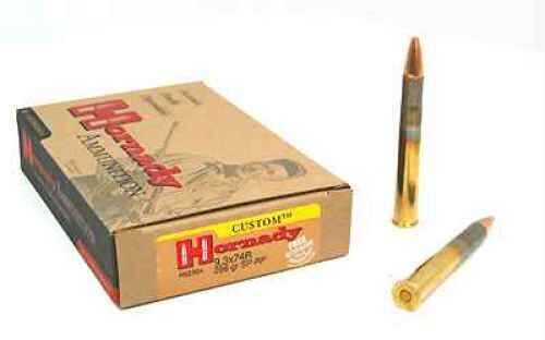Hornady 9.3x74R Ammunition 82304