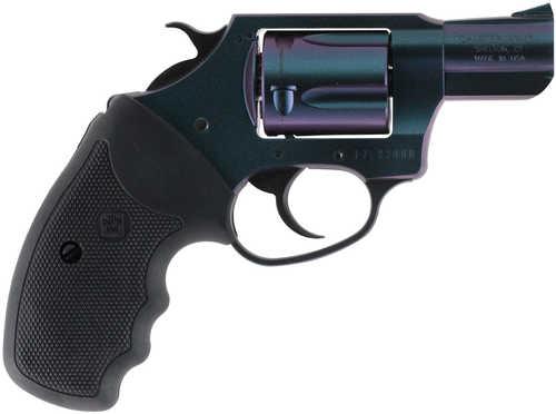 "Charter Arms Undercover Revolver 38 Special 2"" Barrel 5 Shot Chameleon Finish Black Rubber Grips"