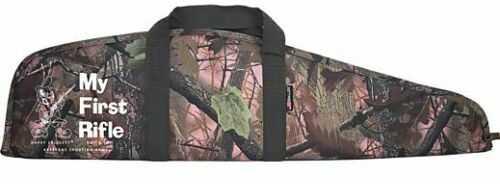"Crickett Case For Rifles 34"" Nylon Pink Camoflage Padded Gun Case"