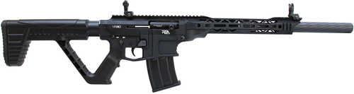 "Rock Island VR80 Shotgun 12 Gauge 20"" Barrel 3"" Chamber 5+1 Rounds Fixed Thumbhole Stock Flip Up Sights"