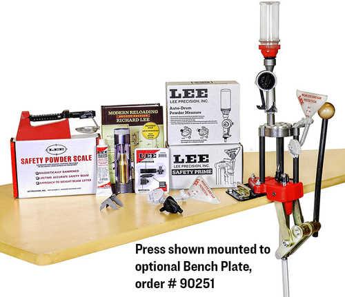 Lee Classic Turret Press Kit Steel 90304