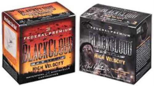 Federal Cartridge Premium Black Cloud Shotshells Ammunition 12 Gauge 3In #3 1-1/8oz Hv 25bx Size #3 - 3in - HV PWBH1433