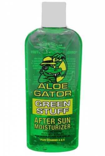 AloeGator Aloe Gator Green Stuff Aloe Vera 8Oz 10185