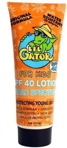Aloe Gator AloeGator Lil Gator Spf40 4Oz 10424
