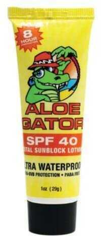 Aloe Gator Spf40 Lotion 1Oz