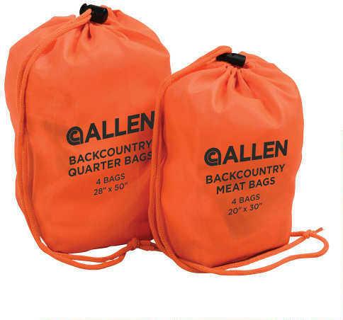 Allen Cases Allen Company Backcountry Meat Bag 4pk 6545