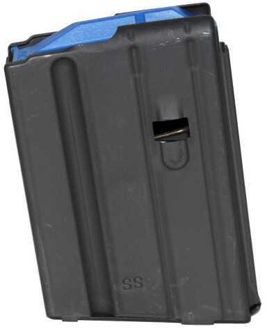 Ammo Storage Components AR15 6.5 Stainless Steel 10 Round Blue Gen2 FLWR 80038