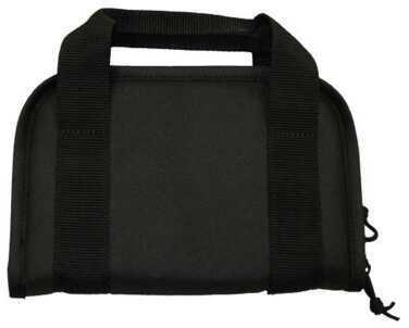 "Bob Allen Allen Tactical Handgun Case 7.75""x5.5""x1.25"" Black"