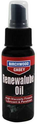Birchwood Casey RENEWALUBE BIO Firearm Oil 2 Oz Pump