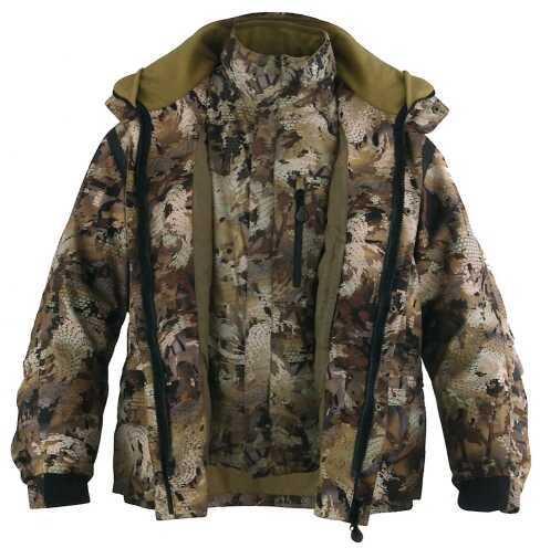 Beretta 19840 - XTREME Ducker 2 In 1 Jacket Lg GU8833100857L