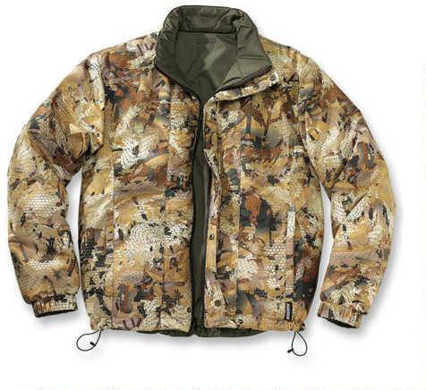 Beretta Bis Optifade Jacket Waterfowl Green 2X-Large GUZ62218082GXXL