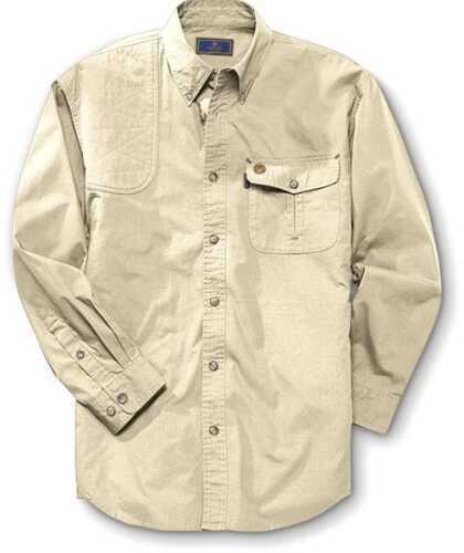Beretta 54028 - Tm Shooting Shirt Ls Med Hunters Tan LU19756108M