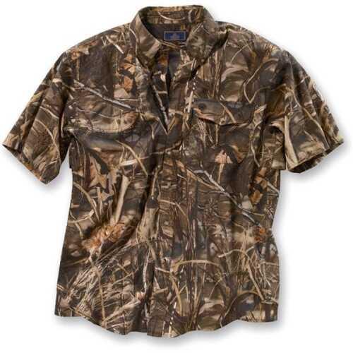 Beretta 54053 - Tm Shooting Shirt SS Lg Max-4 LU20756177L