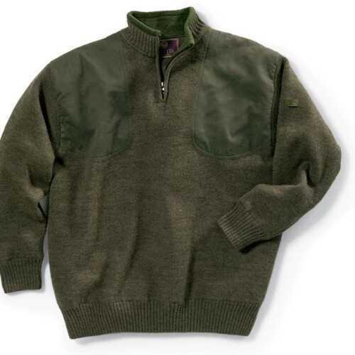 Beretta 75837 - Wind Barrier Sweater Short Zip Med LOD PU34701975M