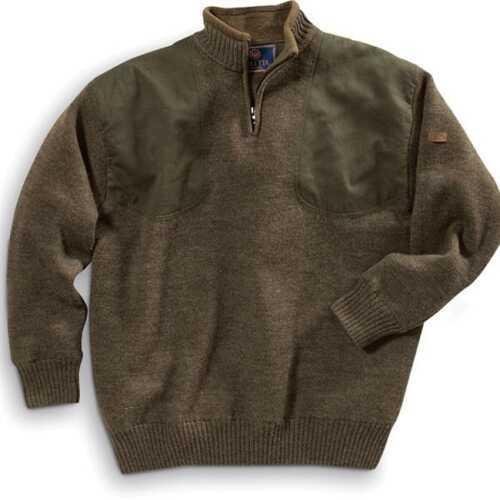 Beretta 79846 - Wind Barrier Sweater Short Zip Xl Brown PU34701986XL