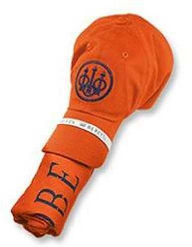 Beretta Hat & T-Shirt Roll Up Combo, Orange, X-Large