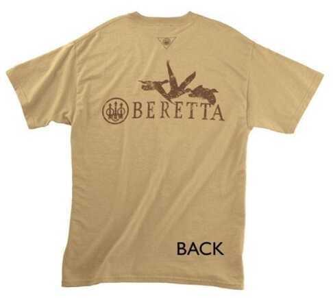 Beretta 17480 - Waterfowler T-shirt Tan 3xl TS5170850127XXXL